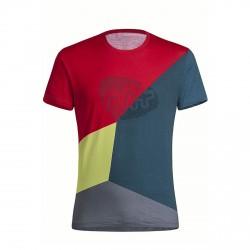 T-shirt trekking da uomo Montura M+ Block