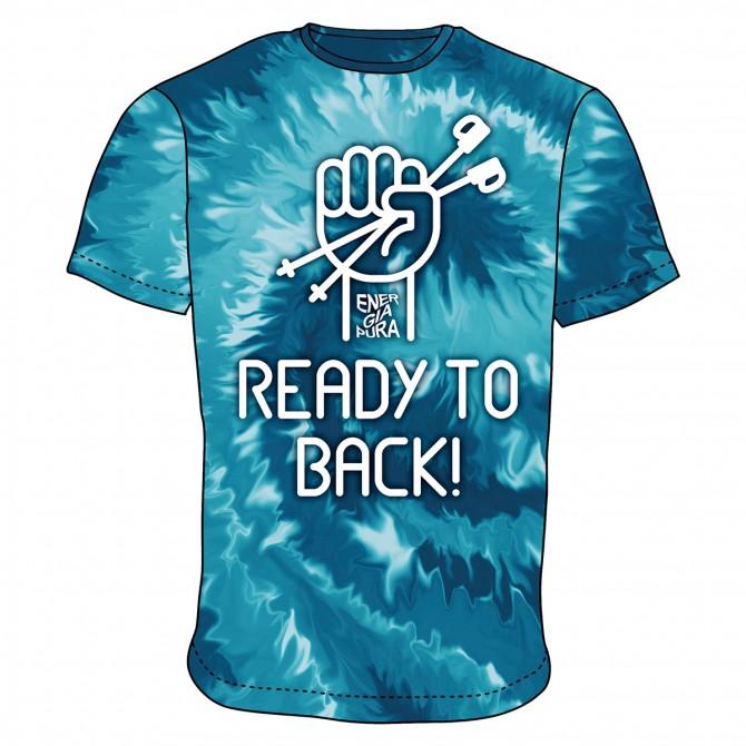 T Shirt da adulto Energiapura Fluid