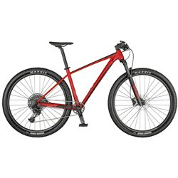 Mtb Scott Scale 970 Red unisex