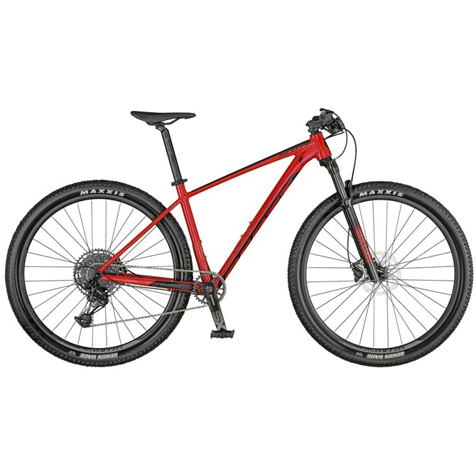 Mtb Scott Scale 970 Red
