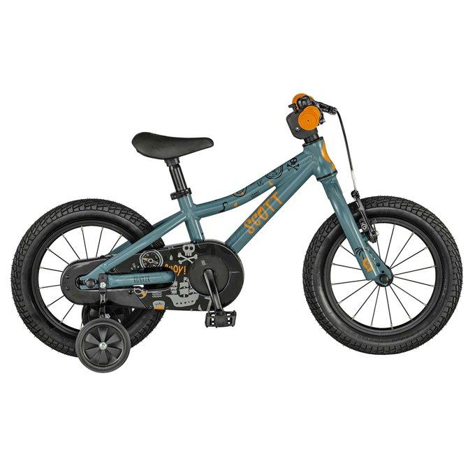 Bici da bambino Scott Roxter 14 - anteprima modello bicicletta 2021