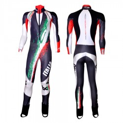 Alpine ski race suit