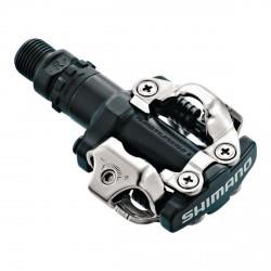 pedale SPD PD-M 520 nero Shimano, senza riflettore