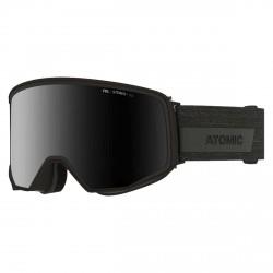Maschera sci Atomic Four Q Stereo 2021 black