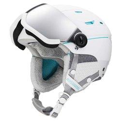 Casco da sci con visiera integrata Rossignol Allspeed Visor Impacts W da donna