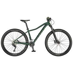 Mtb Scott Contessa Active 10 da donna anteprima 2021 dark green