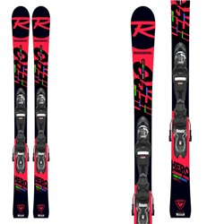 Sci junior Rossignol Hero Jr Multi- Event (Xp Jr) con attacchi Xpress 7 Gw B83