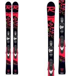 Sci junior Rossignol Hero Jr Multi Event con attacchi Kid 4 Gw B76