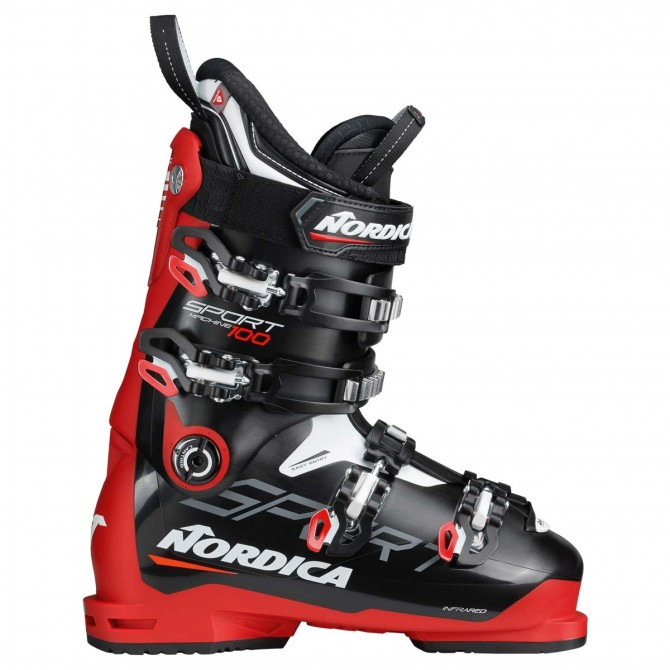 Scarponi da sci Nordica Sportmachine 100 - allround - Inverno 2021