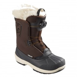 Scarpe Snow Head Operator BOA WMN marrone nero