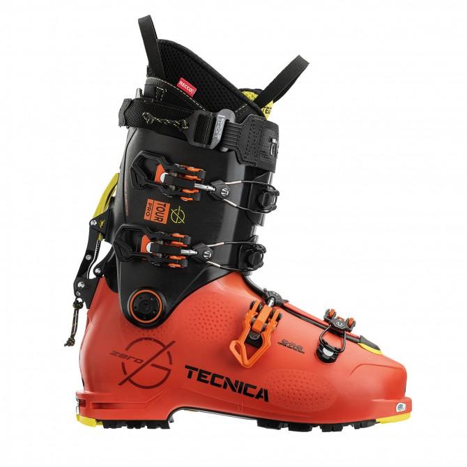 técnica de alpinismo Scarpone Zero G Pro Tour - gira de arranque - invierno 2021