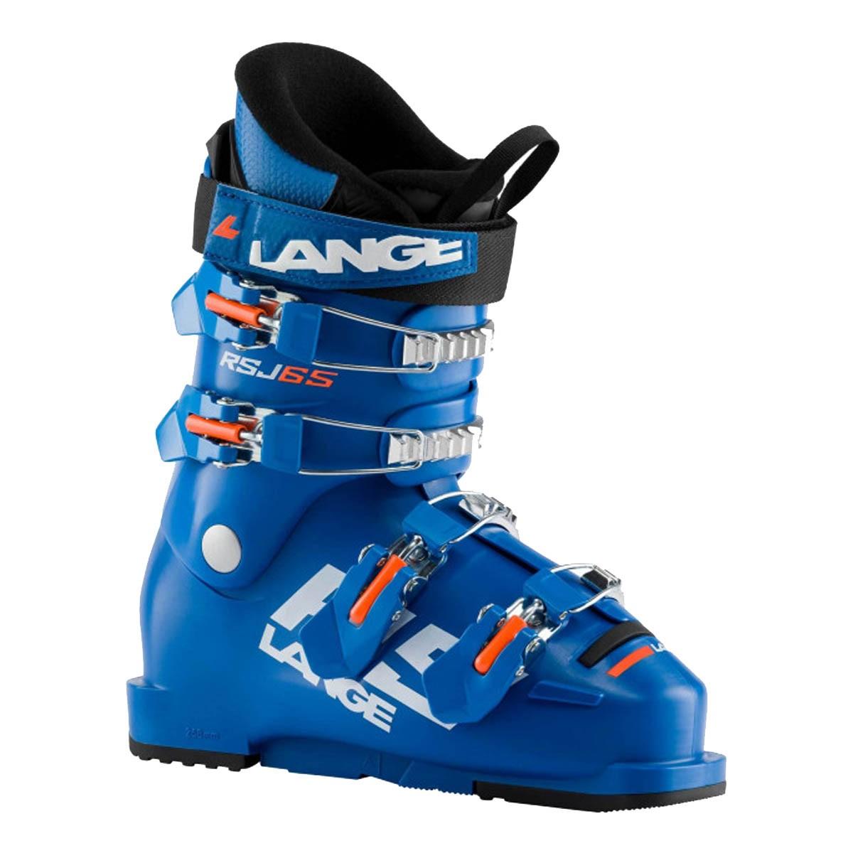 Scarponi Sci Lange Rsj 65 (Colore: power blue, Taglia: 20.5)