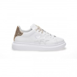 Sneaker 2star Princess Oro