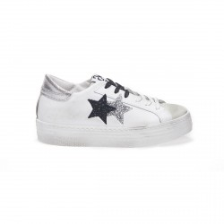 Sneaker 2star Hs Low Bianco