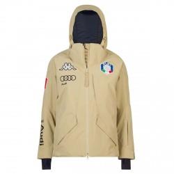 Women's ski jacket Kappa 6cento 612 Fisi