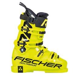 Botas de esquí Fischer RC4 Podium RD 110 de color amarillo