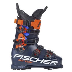 Scarponi sci Fischer RC4 The Curv 130 Vacuum Walk dark blue