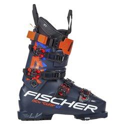 Ski boots Fischer RC4 The Curv GT 130 Vacuum Walk dark blue