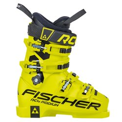Ski boots child Fischer RC4 Podium 70 black yellow