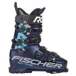 Scarponi sci Fischer RC4 The Curv 105 Vacuum Walk blue