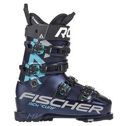 Ski boots Fischer RC4 The Curv 105 Vacuum Walk blue