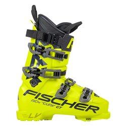 Botas de esquí Fischer RC4 El Curv GT 130 de vacío Caminar negro amarillo