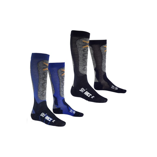 calze sci X-Socks racing Junior