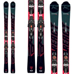 Ski Rossignol React 10 Ti (Konect) with Nx 12 attacks Konect Gw B80
