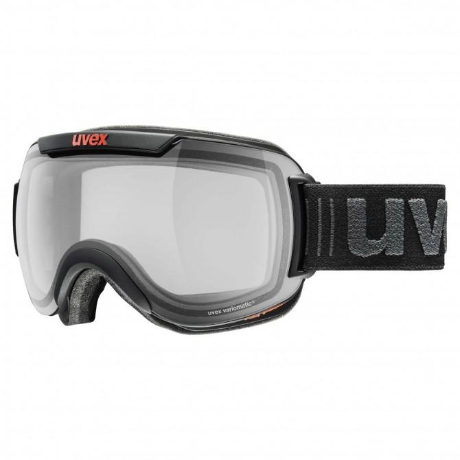 Uvex máscaras de esquí alpino 2000 Negro VPX