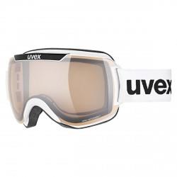 Maschera da sci Uvex Downhill 2000 V white