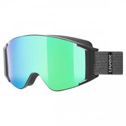 masques de ski Uvex g-gl 3000 To Black