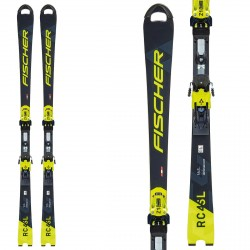 Fischer Ski RC4 WC SL WOMEN with Z17 bindings