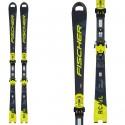 Fischer Ski RC4 WC SL WOMEN with Z17 bindings