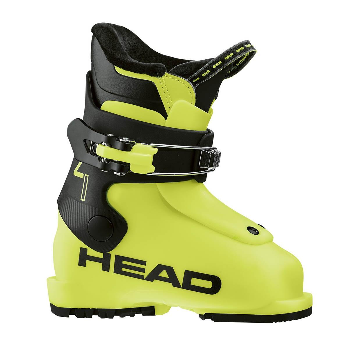 Scarponi sci Head Z1 (Colore: giallo nero, Taglia: 17.5)