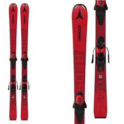 Atomic Redster J4 child with L6 GW bindings