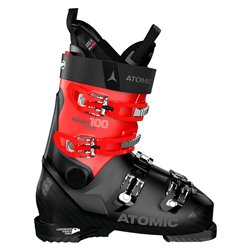 Ski boots Atomic Hawx Prime 100 black red