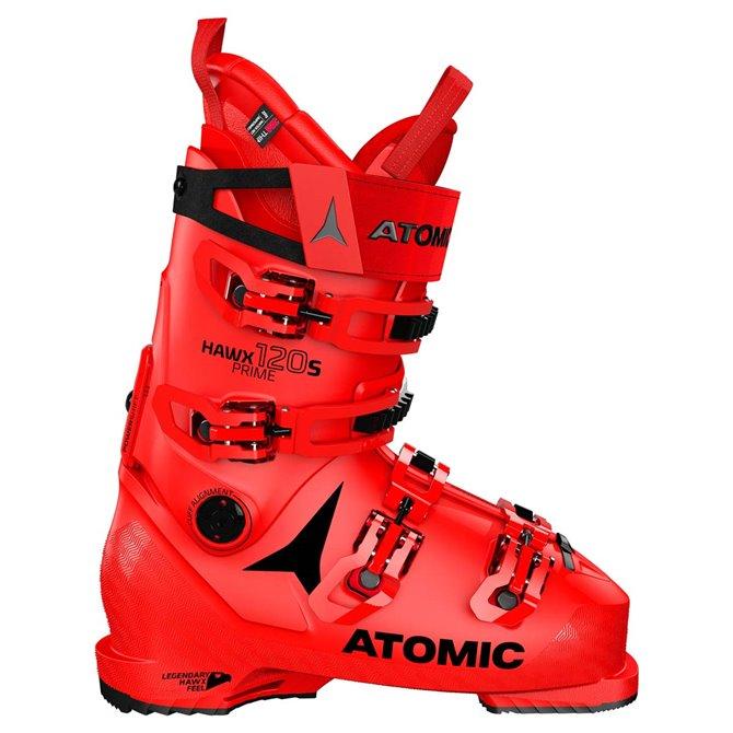 Ski Boots Atomic Hawx Prime 120 S Red Black