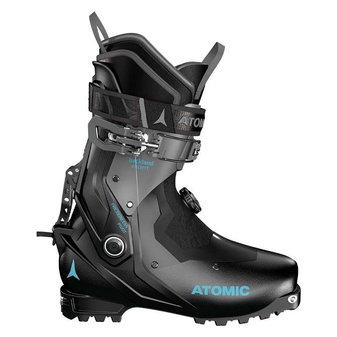 botas de esquí Atómica backland Experto W negro antracita