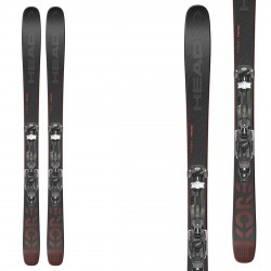Head ski Kore 99 Gray with ATTACK² bindings GW 12