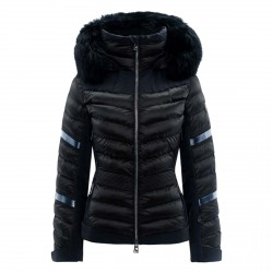 Women's ski jacket Toni Sailer Maldita Splendid Fur