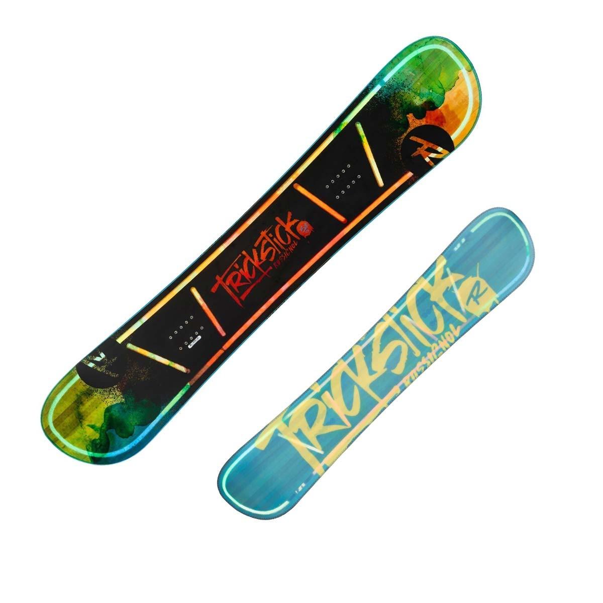 Snowboard Rossignol Trickstick Af Wide da uomo (Colore: fantasia, Taglia: 158)