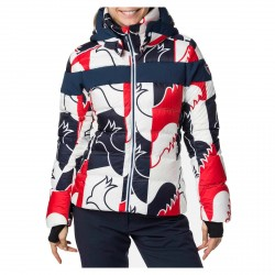 Giacca da sci donna Rossignol Hiver Down Rooster