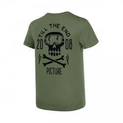 T-shirt Picture Bones