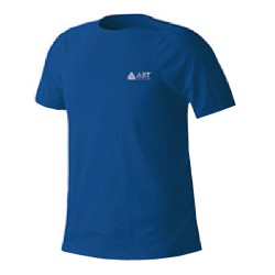 t-shirt running Astrolabio homme