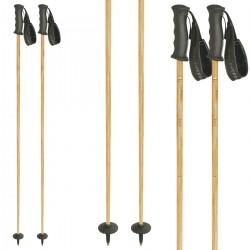 bastoni sci Komperdell Carbon Bamboo