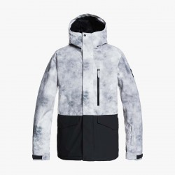 Mission Printed Jacket Snow Block