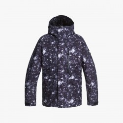 Snow Jacket Mission Printed Jk