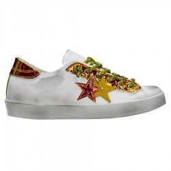 zapatillas 2Star Disco Gold mujer