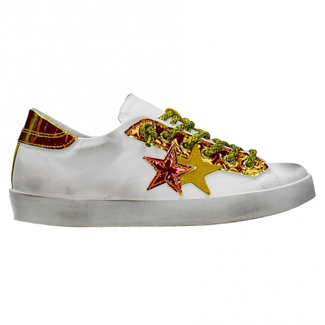Scarpe 2Star Disco Gold Donna