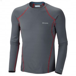 underwear sweater Columbia Baselayer Midweight man